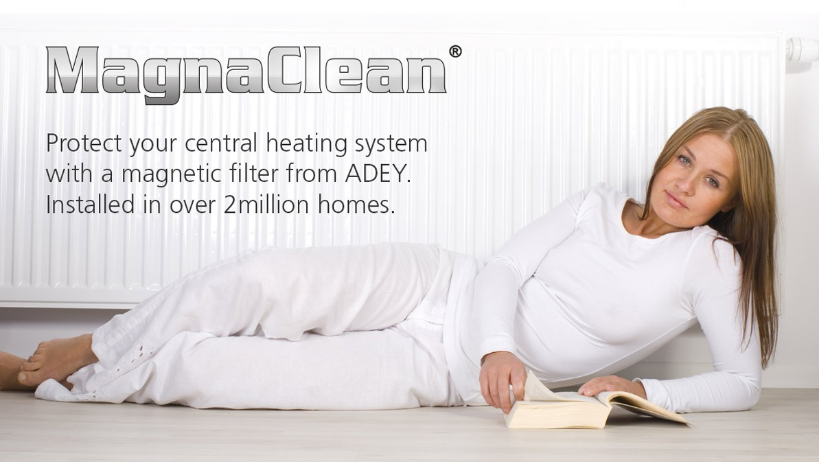 Heat of your home with MagnaClean protection